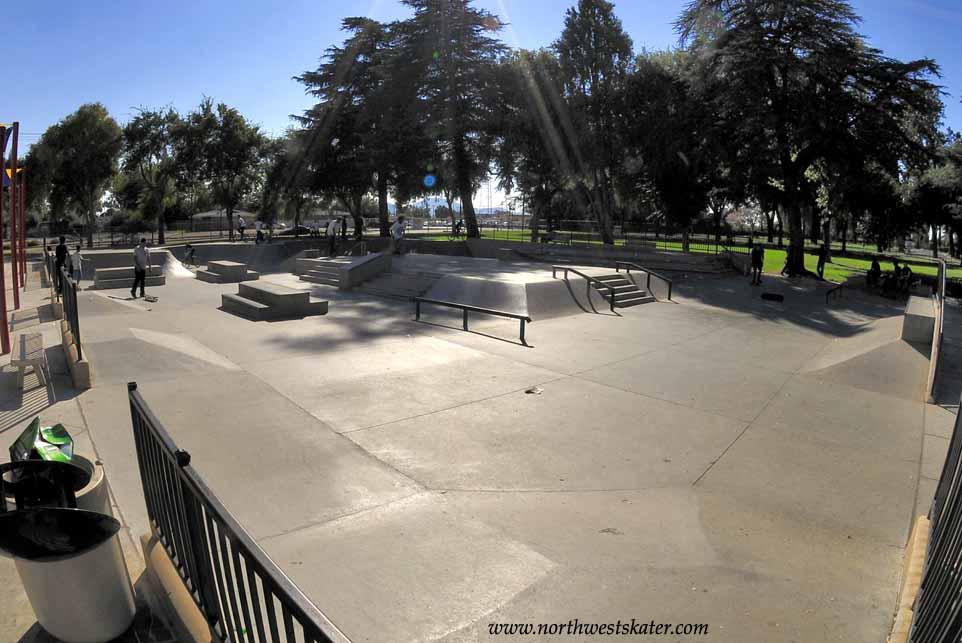 margaret todd park, rialto, california