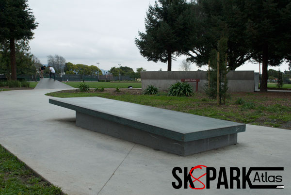 nicholl skatepark, richmond, california