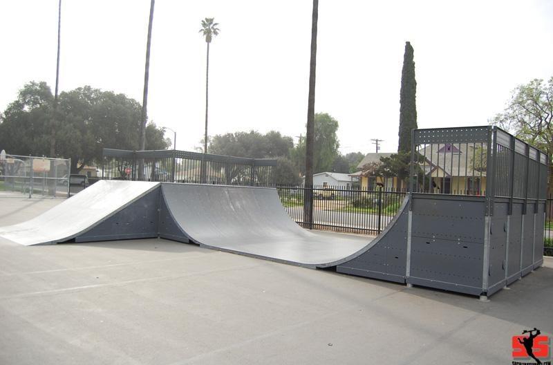 bobby bonds skatepark, riverside, california