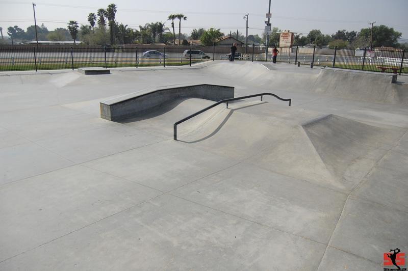 jurupa skatepark, riverside (jurupa), california