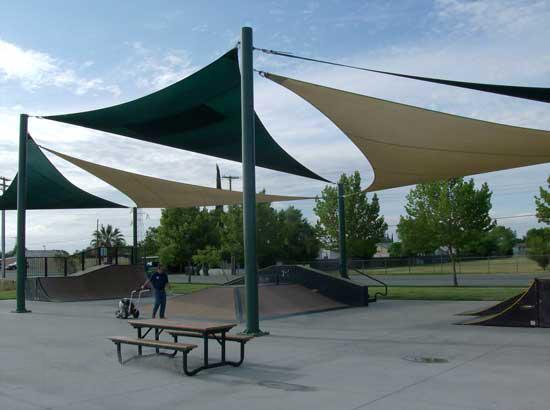robla community skatepark, sacramento, california