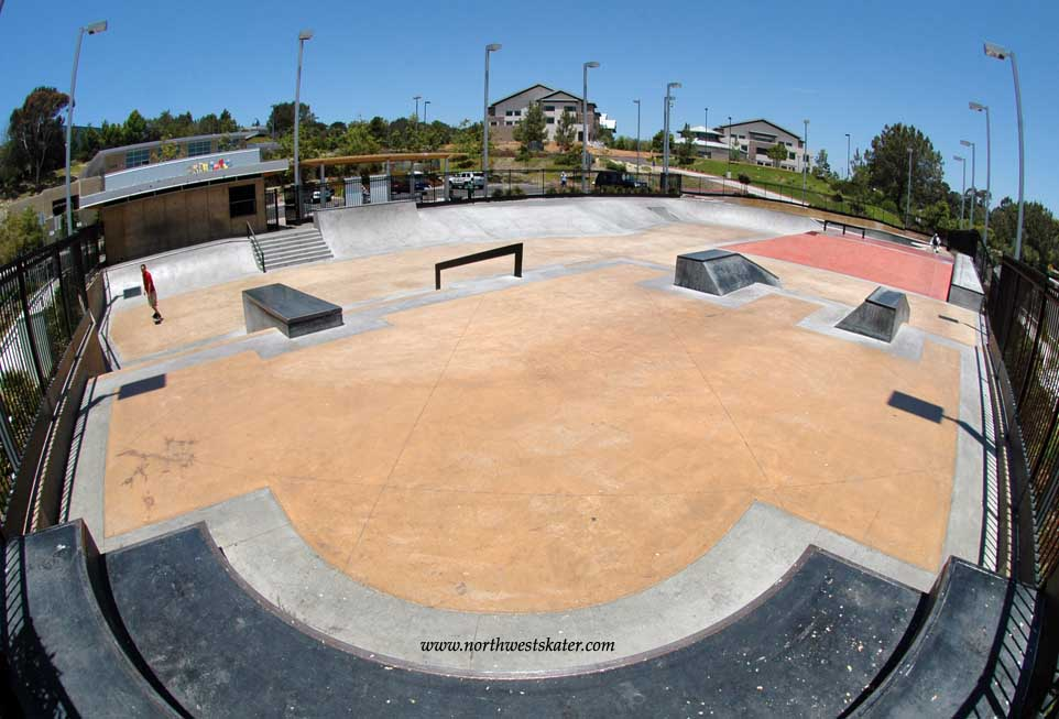 carmel valley skatepark, san diego, california