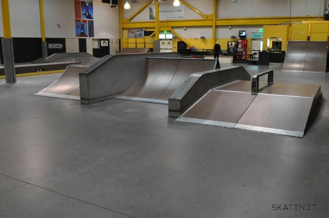 salvation army kroc center skatepark, san diego, california