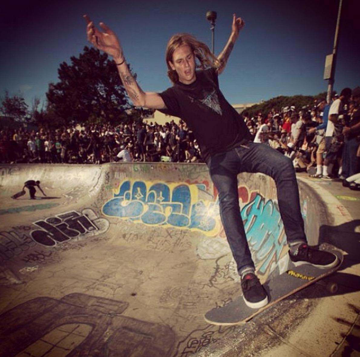 potrero del sol skatepark, san francisco, california