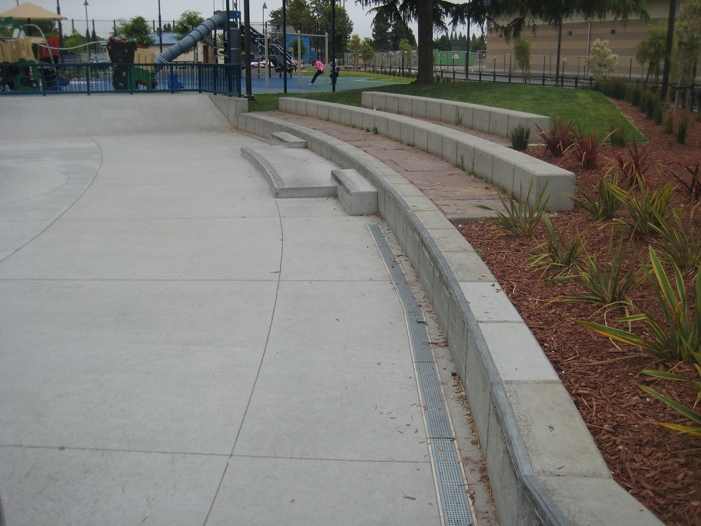 jack holland sr. park, san leandro, california