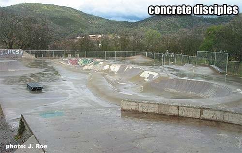 sonora skatepark, sonora, california