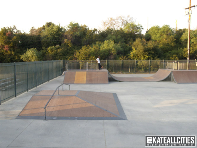 south pasadena skatepark, south pasadena, california