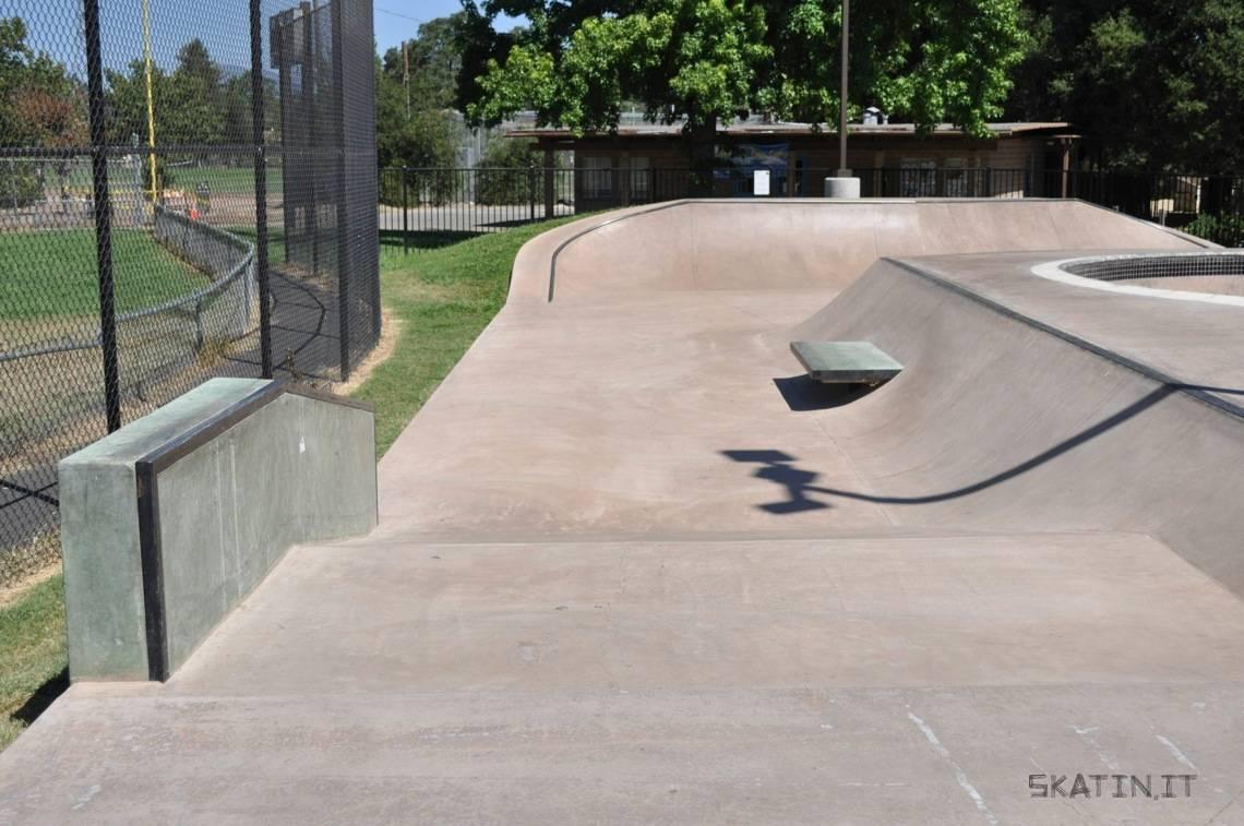 st. helena skatepark, st. helena, california