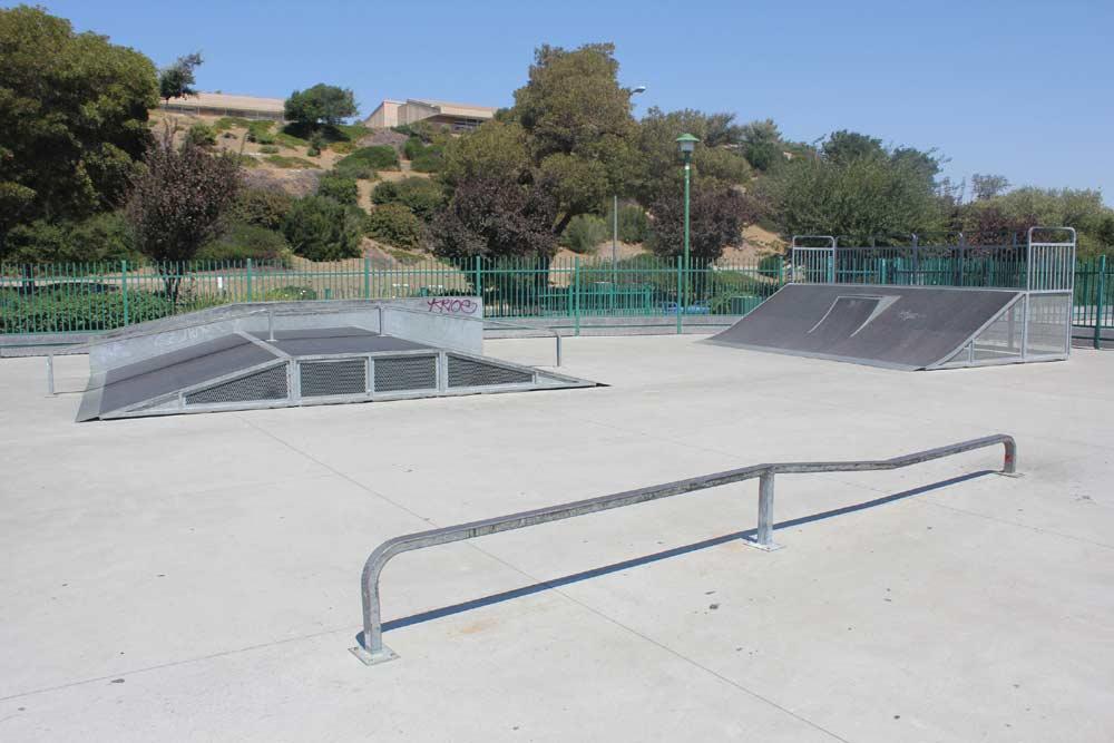 wardlaw skatepark, vallejo, california