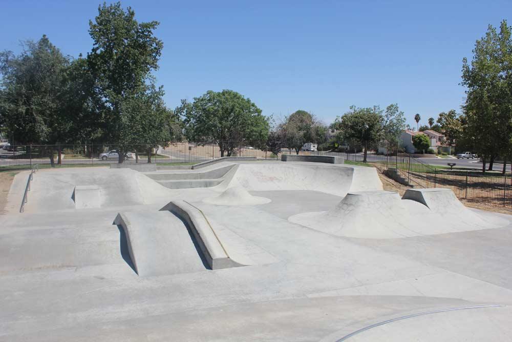 wasco skatepark, wasco, california