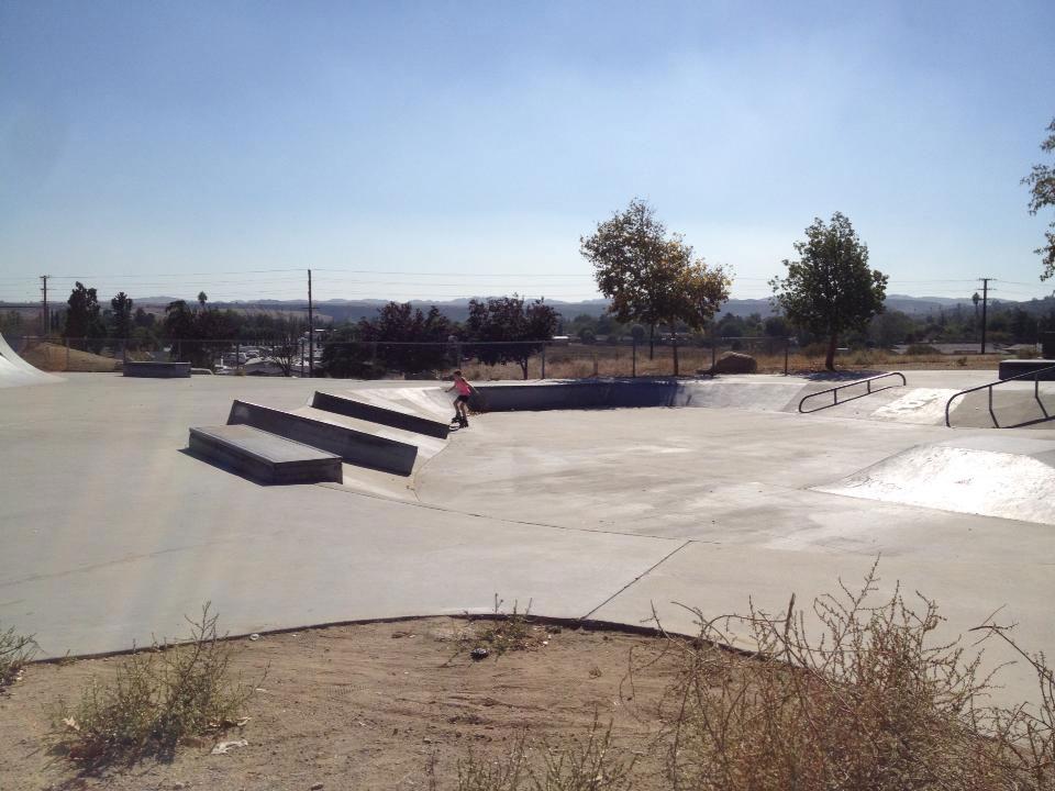 yucaipa skatepark, yucaipa, california