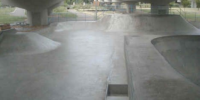 eric scott mckinley skatepark, corvallis, oregon