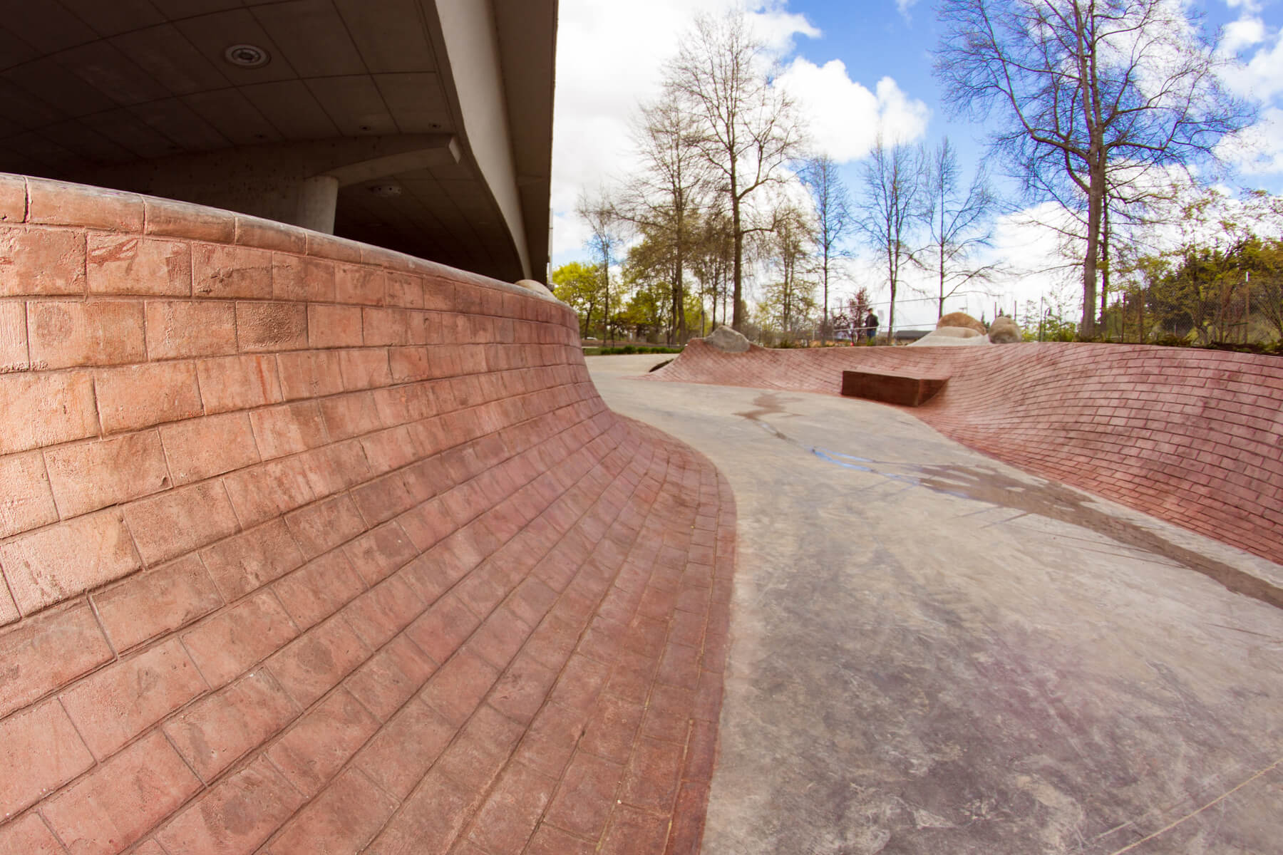 washington jefferson skatepark, eugene, oregon
