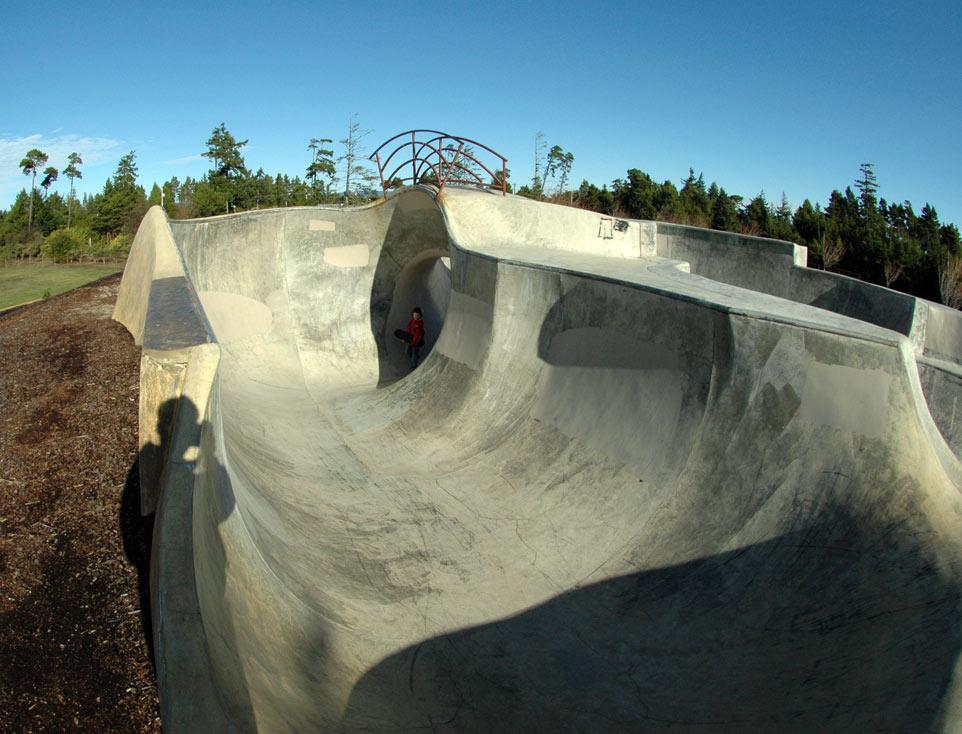 miller park, florence, oregon