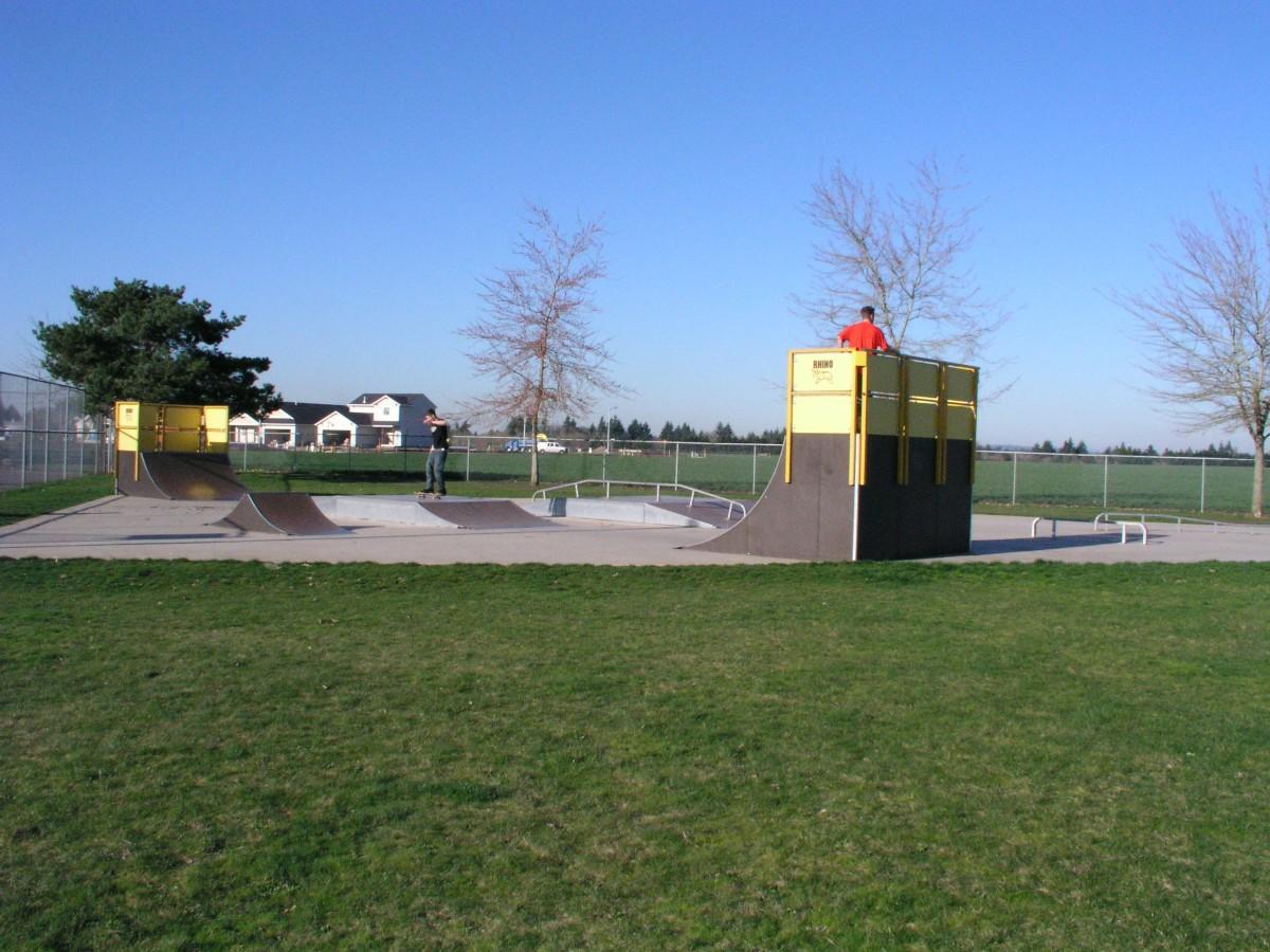 barendse park, hubbard, oregon