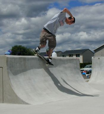 molalla skatepark, molalla, oregon