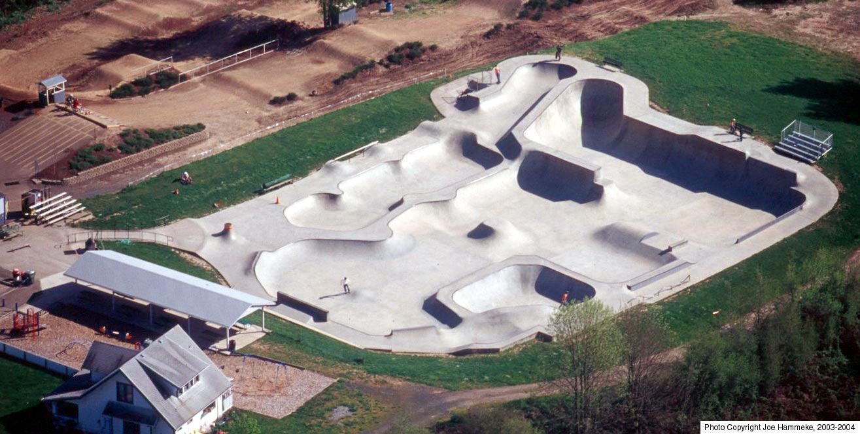 ewing young park, newberg, oregon