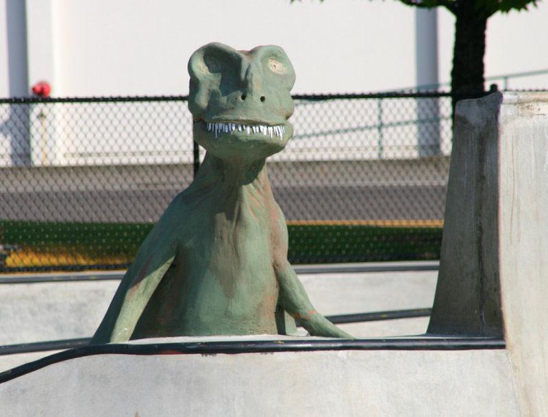 jim griffith memorial skatepark, portland (tigard), oregon