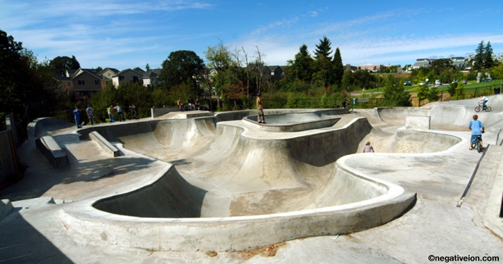 west linn skatepark, west linn, oregon