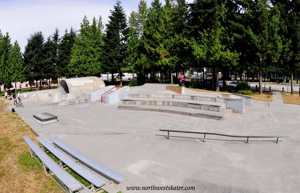 arlington skatepark, arlington, washington