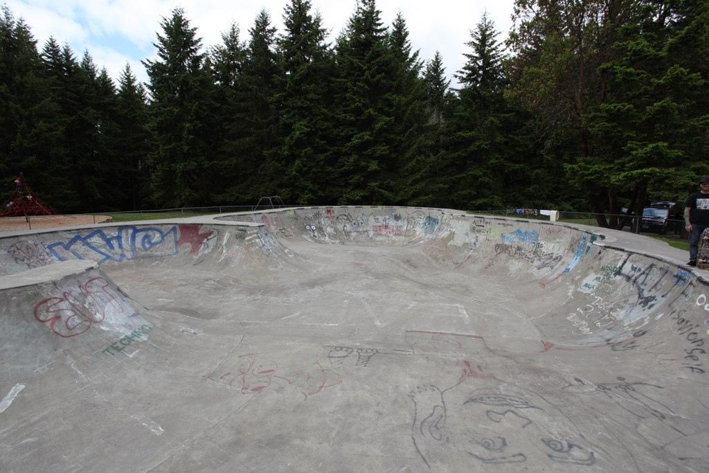 bainbridge island skatepark, bainbridge island, washington