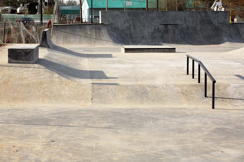 Battleground Park Battle Ground Wa West Coast Skateparks
