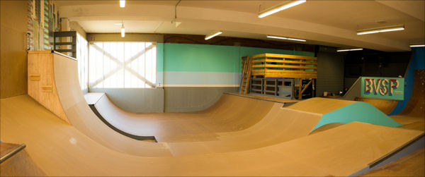 bellevue indoor skatepark, bellevue, washington