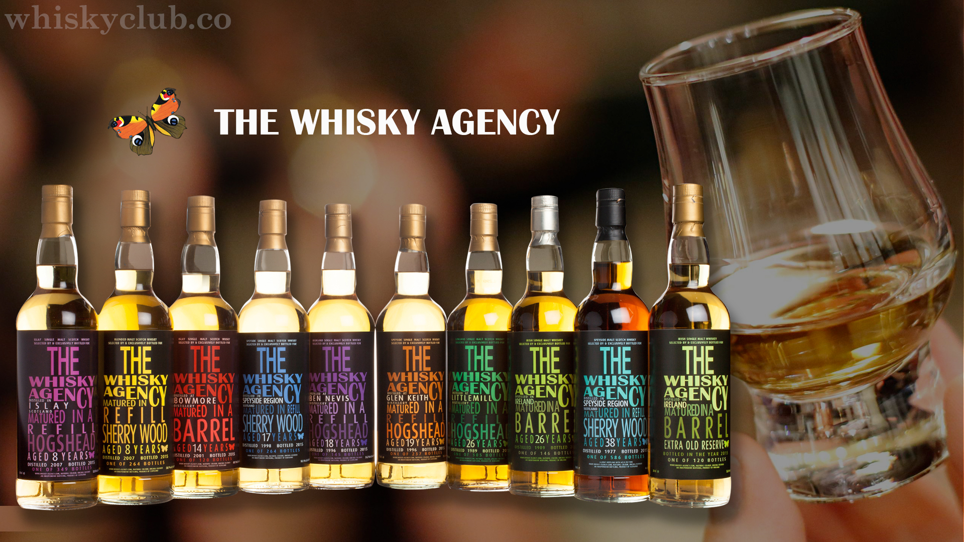 The whisky agency