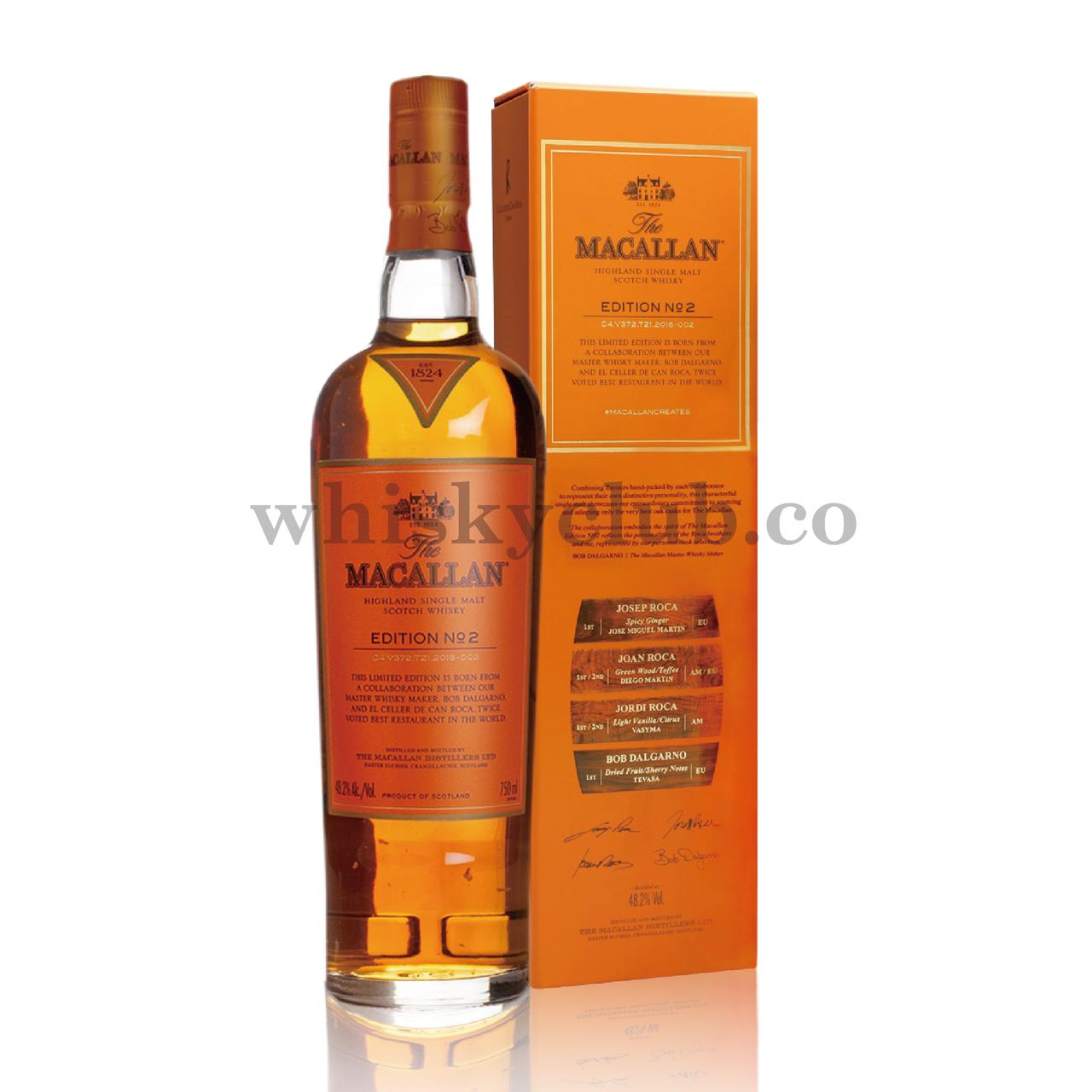 Macallan edition no.2 %e5%95%86%e5%93%81%e7%85%a7 01