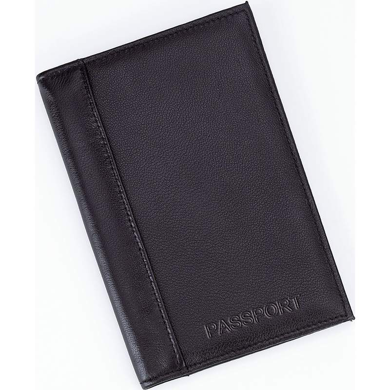 Leather Passport Cover - LULPASS
