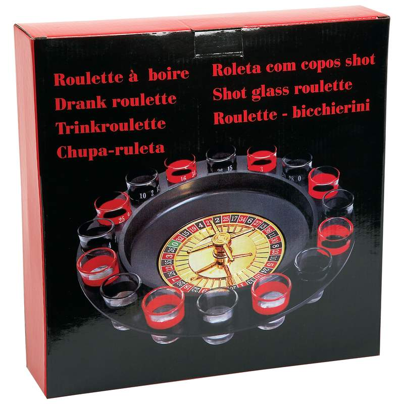 Roulette shot drinking game strategy to win roulette in casino