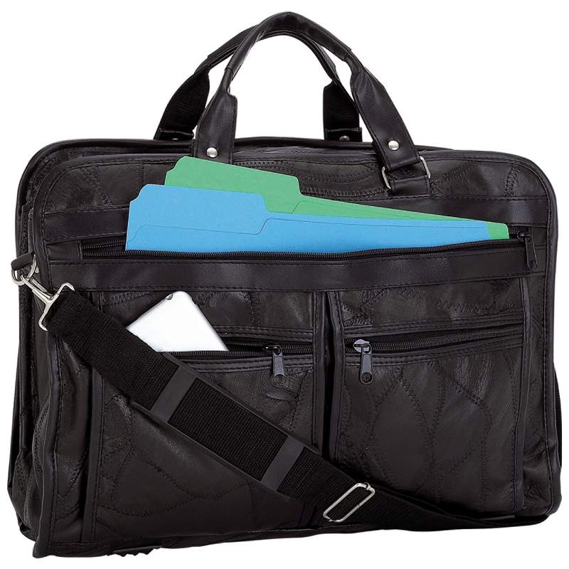 Wholesale BCLBC Genuine Leather Briefcase for sale at bulk cheap prices! b5b57a9ae7d9