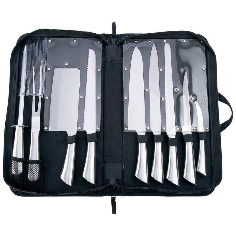 Wholesale 10pc Professional Cutlery Set Buy Wholesale