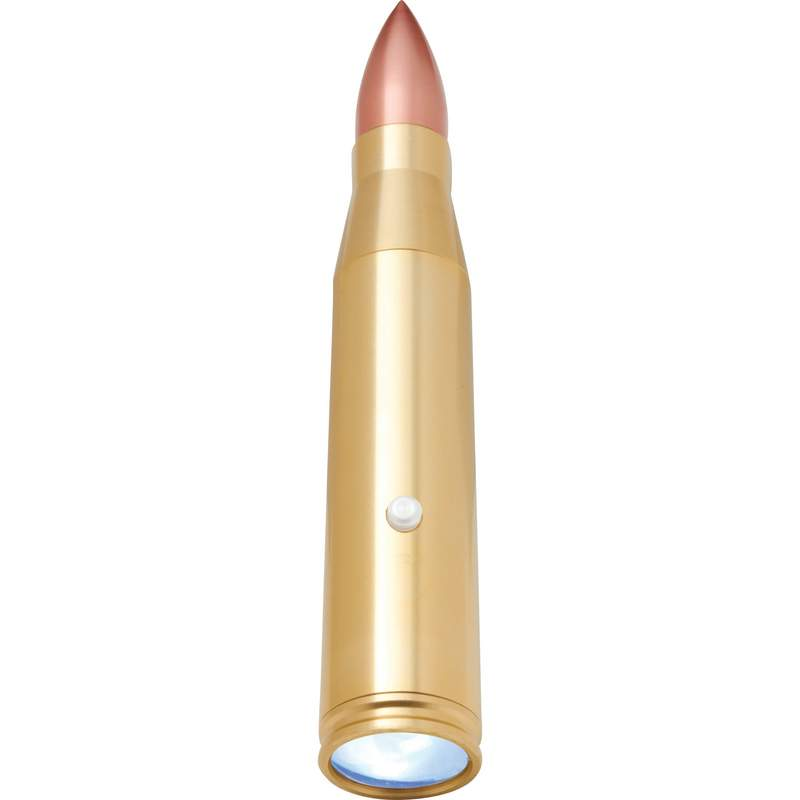 Wholesale Bullet-Shaped LED Flashlight for sale at bulk cheap prices!