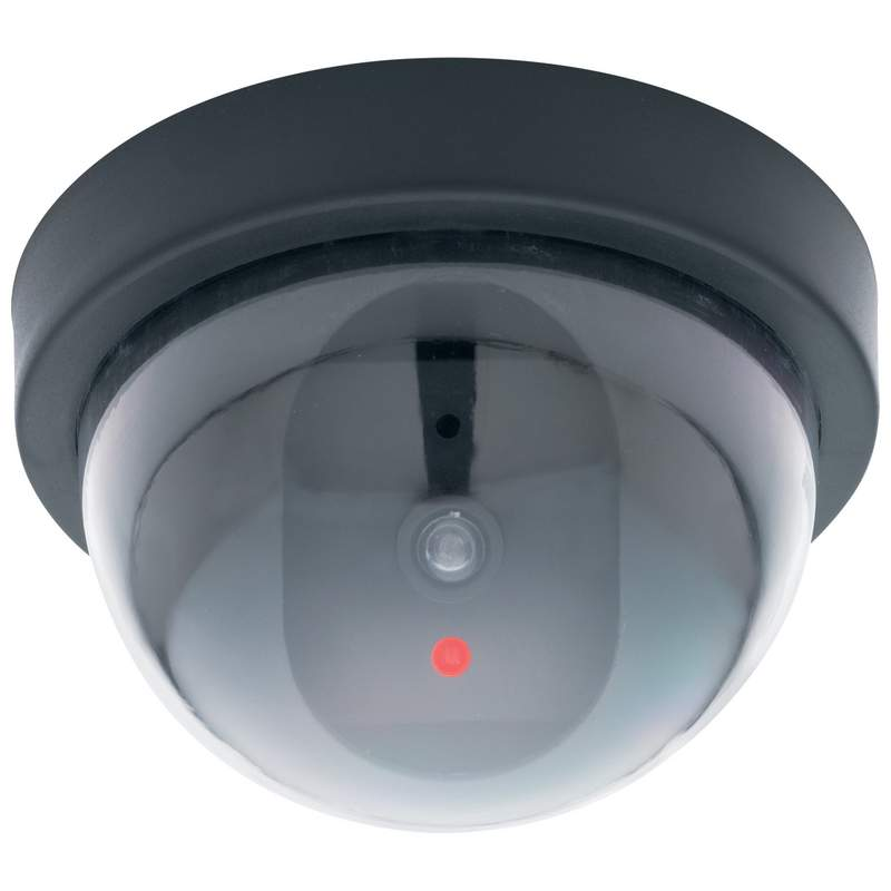 Non-Functioning Mock Security Camera