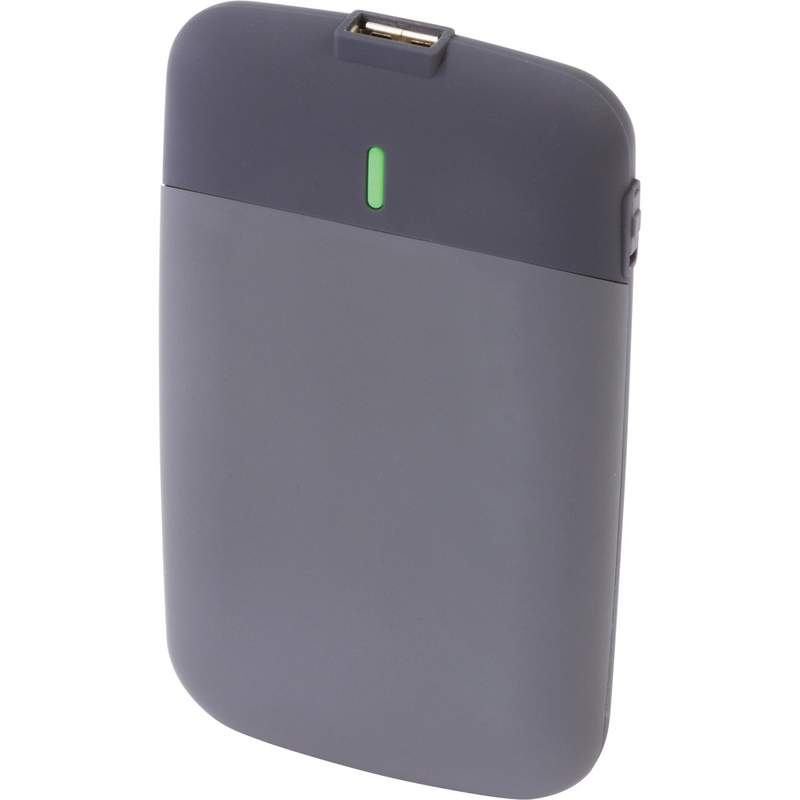 Battery-Powered Mobile Phone Charger