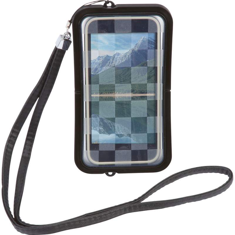 Waterproof Smartphone Case with Neck Lanyard