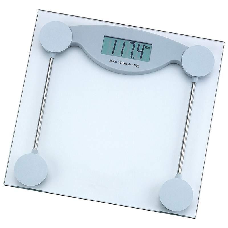 Glass ELECTRONIC Bathroom Scale
