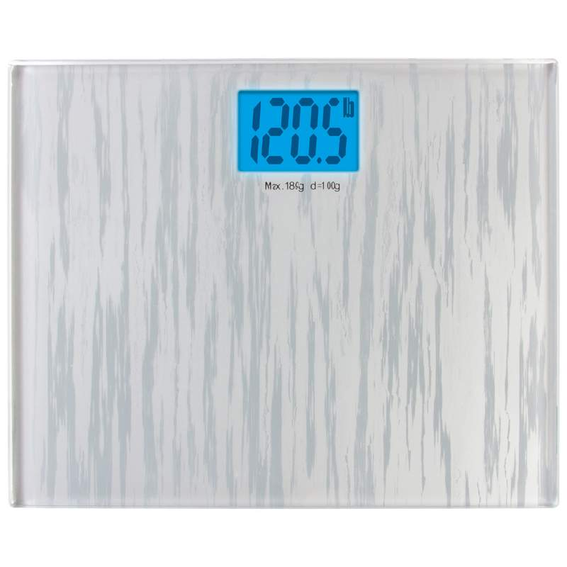 Wholesale Large Glass Electronic Bathroom Scale for sale at bulk cheap prices!