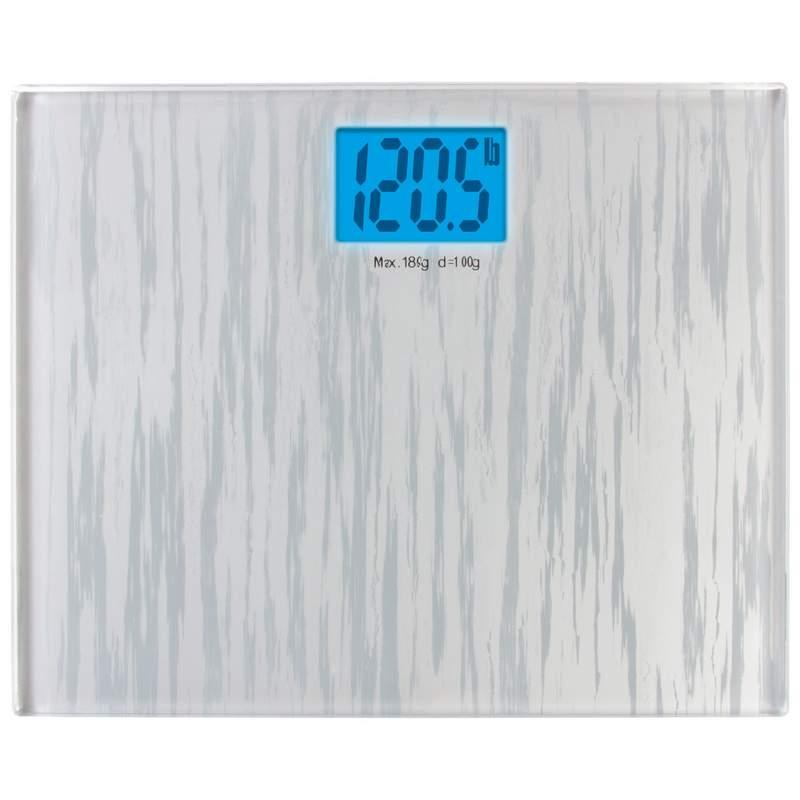 Large Glass ELECTRONIC Bathroom Scale