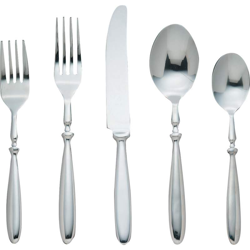 Wholesale 20pc Forged Stainless Steel Flatware Set Buy