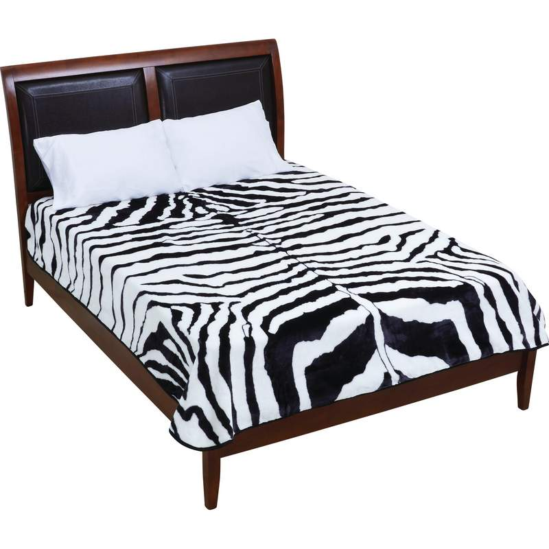 Wholesale Zebra Print Blanket for sale at bulk cheap prices!