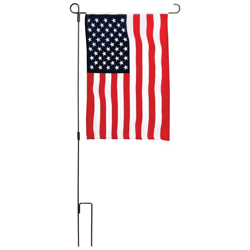 Wholesale U S A Garden Flag Kit Buy Wholesale Garden