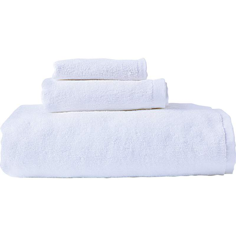 Wholesale 3pc White Bath Towel Set for sale at bulk cheap prices!