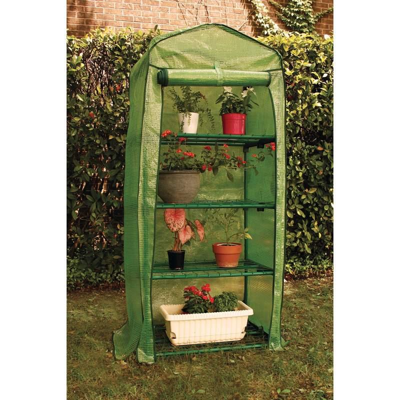 4-Tier Mini Green House