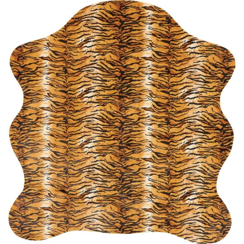 Wholesale 56 X 61 Tiger Print Rug Buy Wholesale Rugs