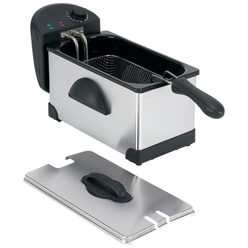 Electric Deep Fryer : Wholesale maxam qt electric deep fryer buy