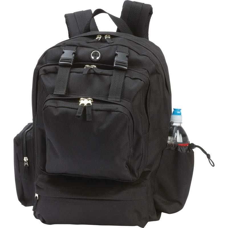 Extreme Pak All Black Backpack