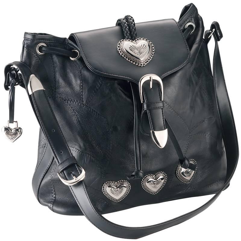 Genuine Leather SHOULDER BAG/Purse