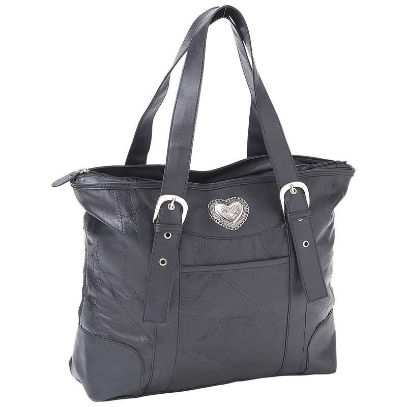 """Wholesale 13"""" Lambskin Leather Purse for sale at bulk cheap prices!"""
